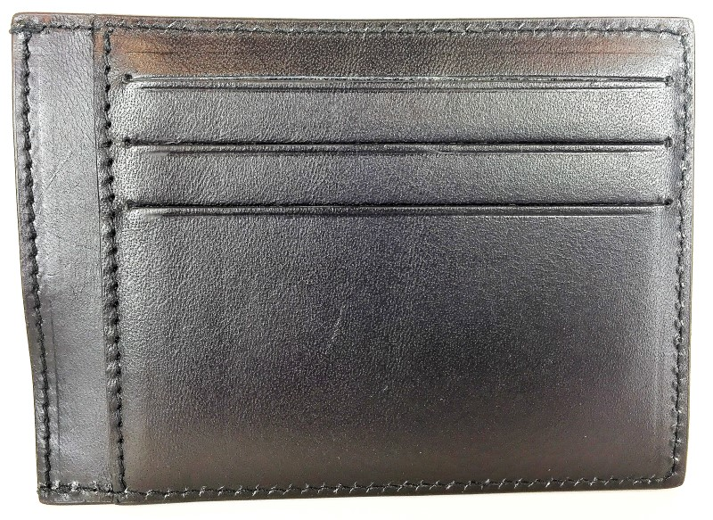 BALLY LEATHER CARD HOLDER