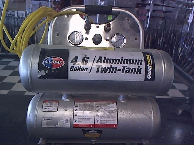 ALL POWER 4.6 GALLON AIR COMPRESSOR