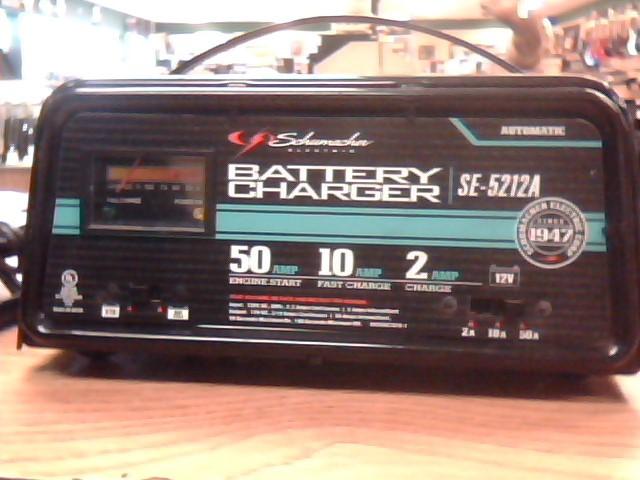 SCHUMACHER Battery/Charger SE-5212A CHARGER