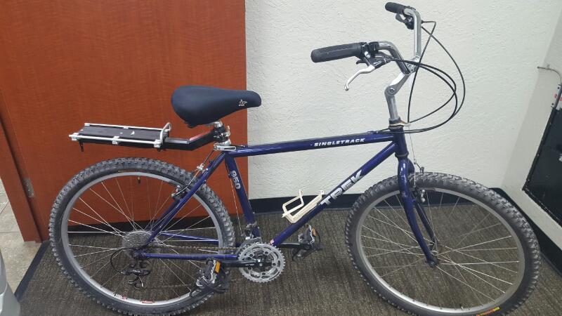 TREK Mountain Bicycle SINGLETRACK 950
