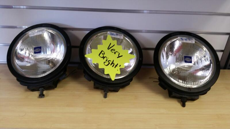 HELLA FOG LIGHTS - SET OF 3