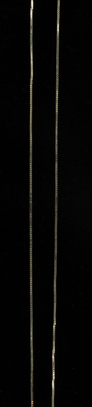 Gold Chain 14K Yellow Gold 1.7dwt