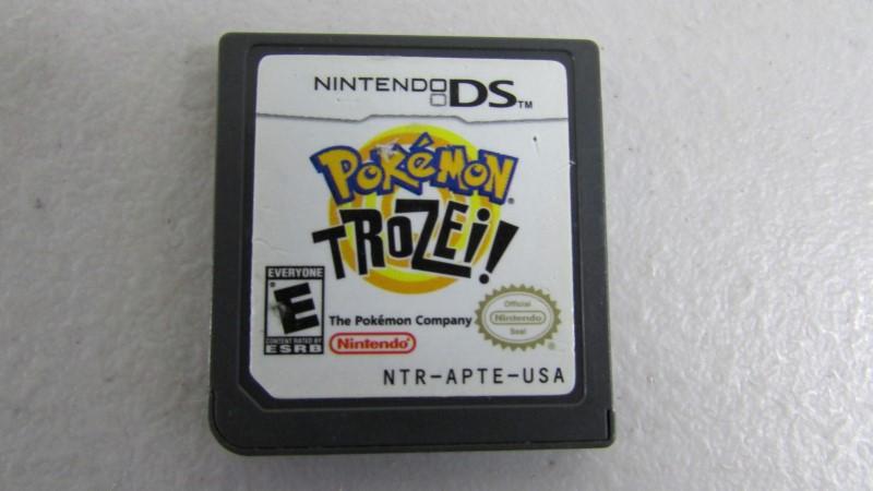 NINTENDO Nintendo DS Game POKEMON TROZEI