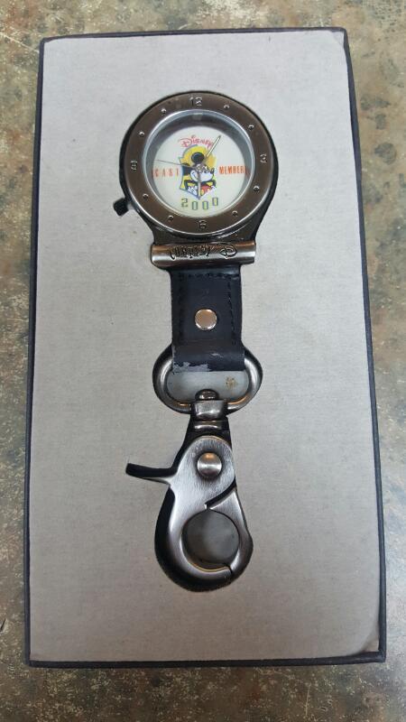 DISNEY Pocket Watch MICKEY POCKET WATCH