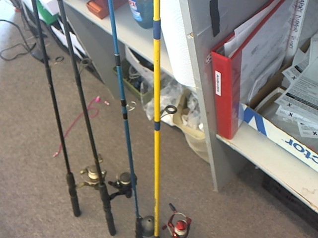 Fishing Pole QUANTITY - FISHING POLES