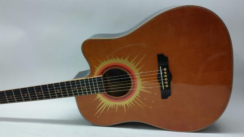 AMERICAN LEGACY Electric-Acoustic Guitar ESTEBAN