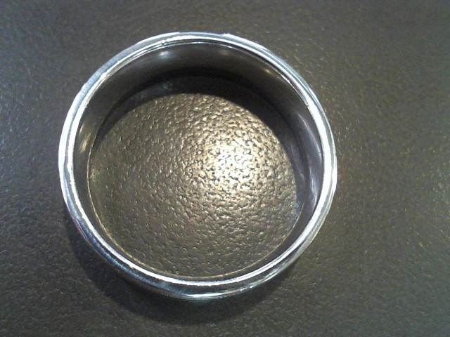 Gent's Silver Ring 925 Silver 12.6g Size:14.5