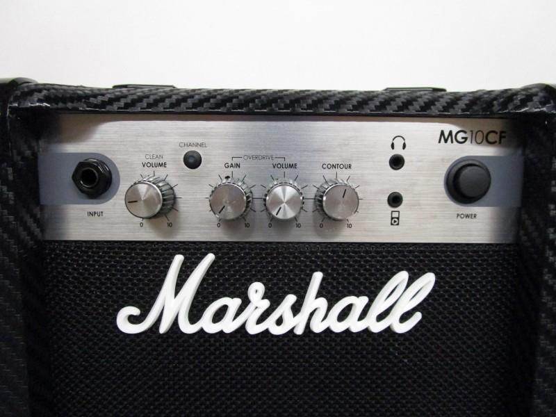 MARSHALL MG10CF GUITAR AMPLIFIER, 10 WATTS, MINT CONDITION