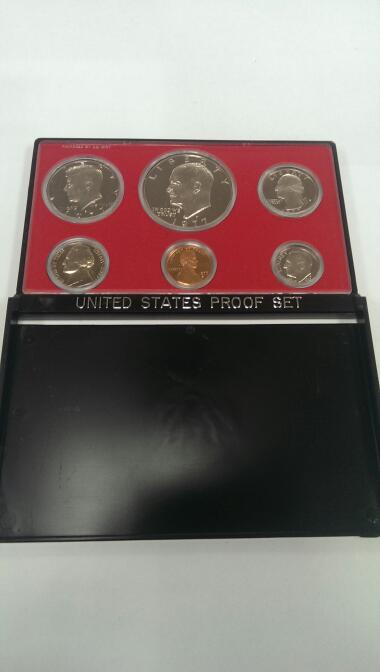 UNITED STATES 1977 PROOF SET