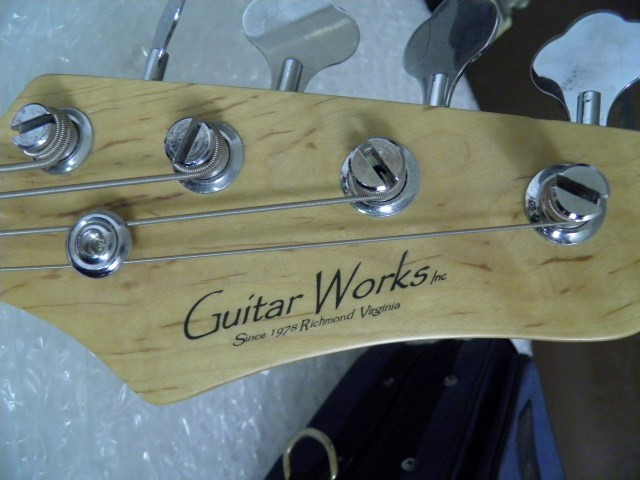 Guitar Works Inc. Bass Guitar