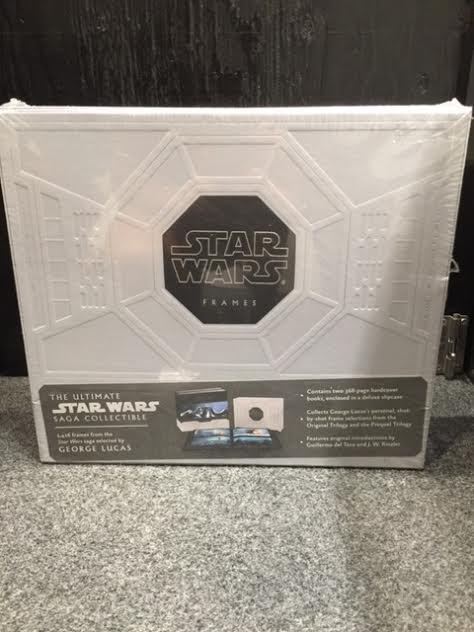 NEW Star Wars by George Lucas BOOK - Hardback Free SHIP