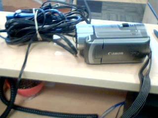 CANON Camcorder VIXIA HF100