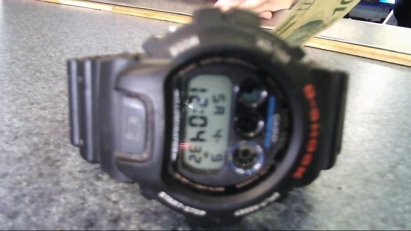 CASIO Gent's Wristwatch G SHOCK DW-6900