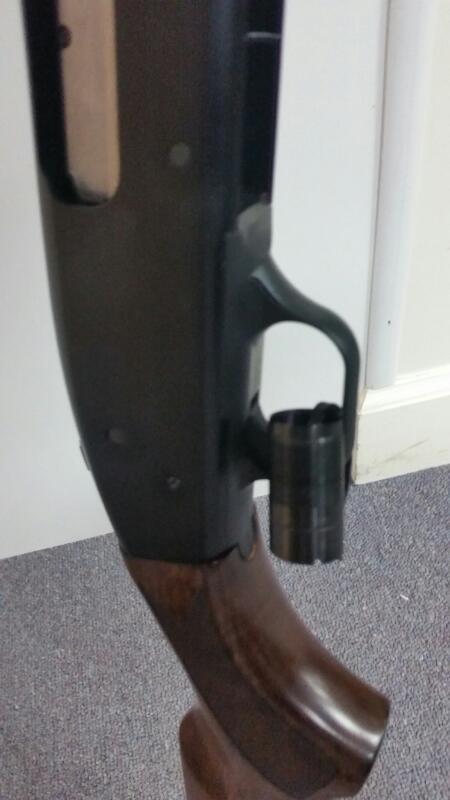 MOSSBERG 500A SHOTGUN 12 GAUGE