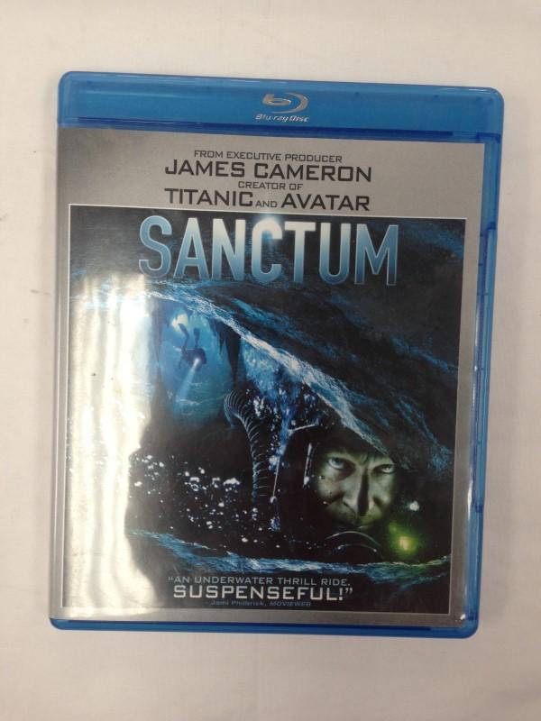 Blu-Ray SANCTUM
