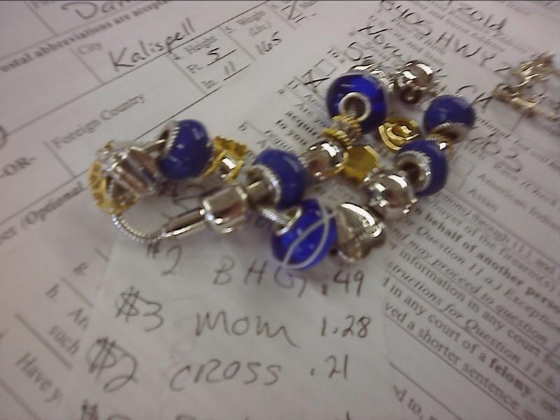 Bracelet Silver Stainless 40.85dwt