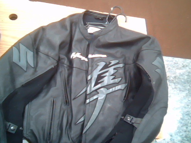 SAZUKI HAYABUSHA MOTERCYCLE JACKET GOOD SHAPE