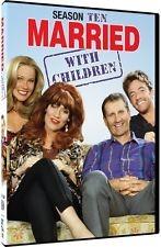 DVD MARRIED WITH CHILDREN SEASON TEN