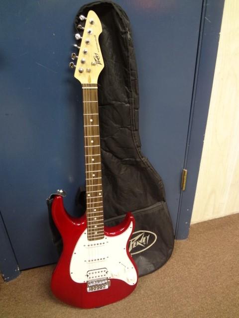 PEAVEY Electric Guitar RAPTOR PLUS WITH GIG BAG