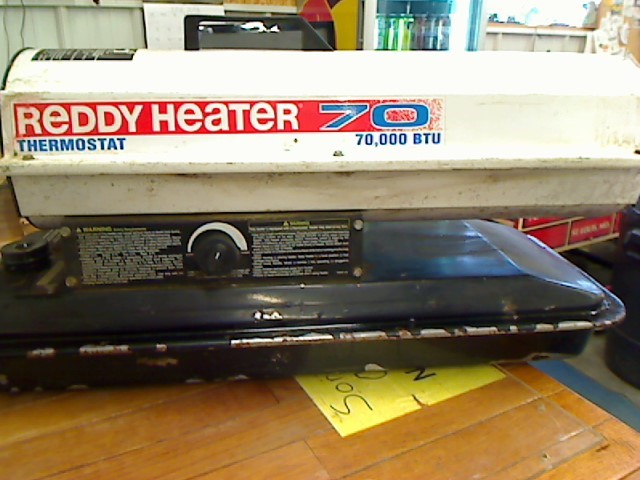 REDDY HEATER Heater 70000 BTU HEATER