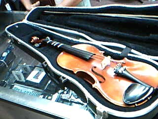 3/4 Size Ton-Klar Dancla Violin with case and bow