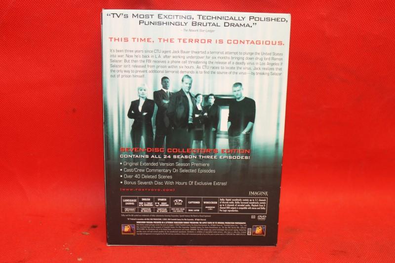 24: Season 3 2004 by 20TH Century Fox