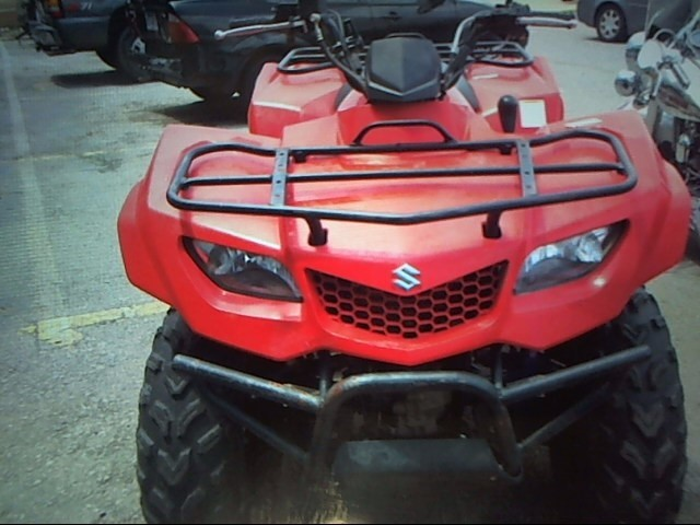 SUZUKI ATV 400FSI