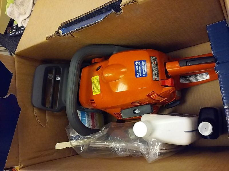 HUSQVARNA Chainsaw 450 RANCHER