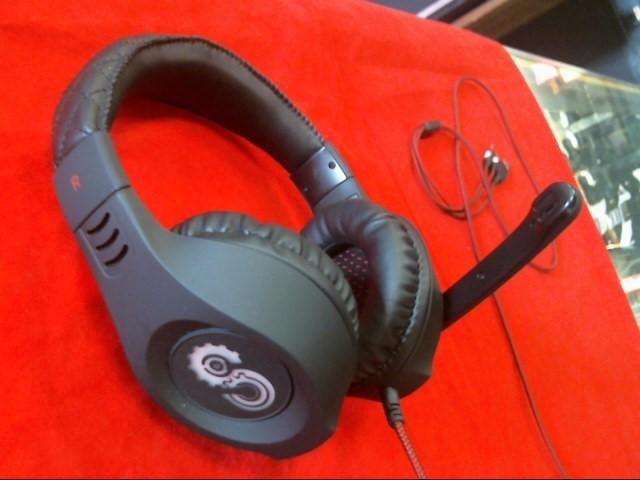 ETELCITY SCROLL H5GX PC HEADPHONES