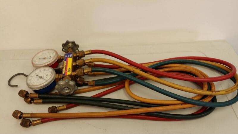 YELLOW JACKET Miscellaneous Tool R502