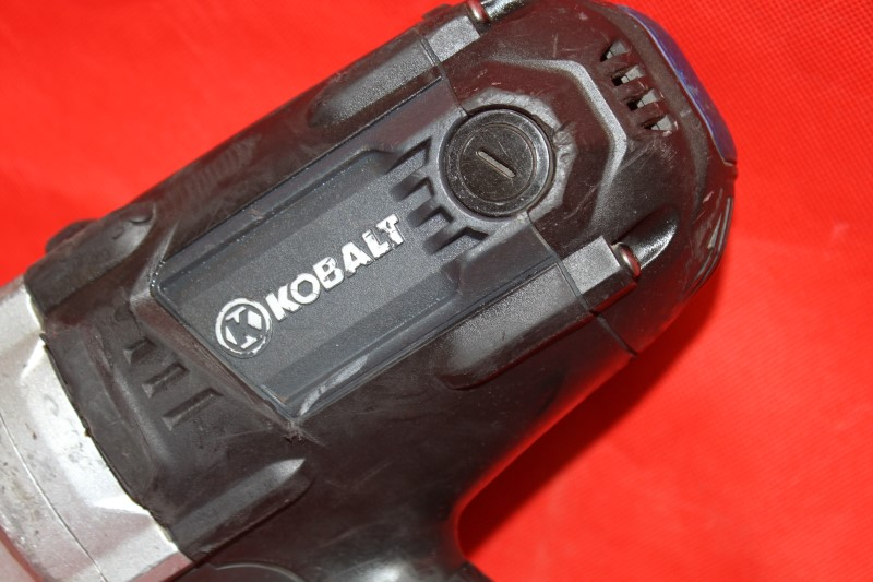 Kobalt 8-Amp 1/2-in Corded Impact Wrench (Model 6904)