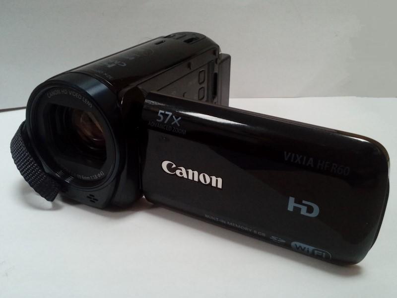 CANON Camcorder VIXIA HF R60