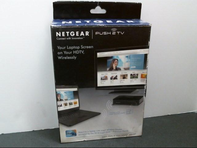 NETGEAR Networking & Communication PUSH2TV