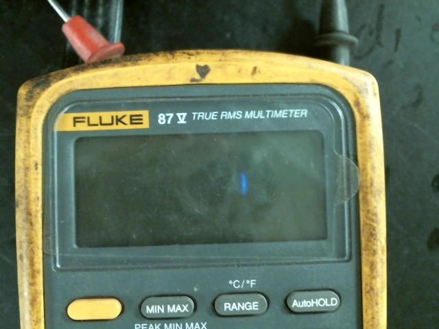 FLUKE Multimeter 87 TRUE RMS MULTIMETER