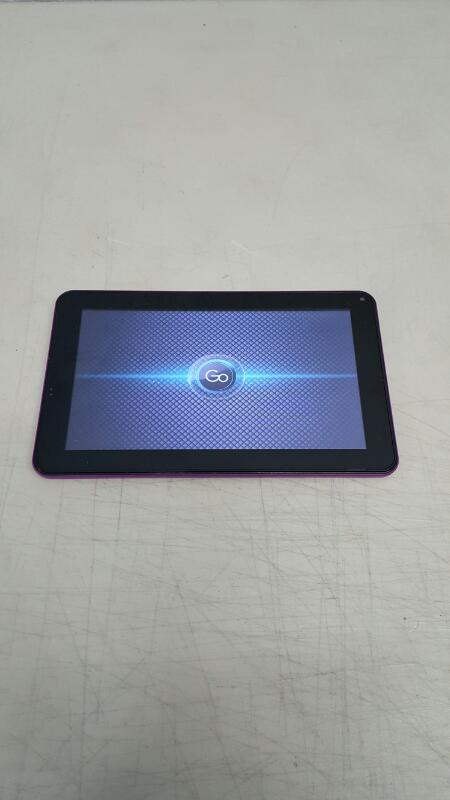 """AS IS - Nobis 9"""" Tablet 8GB Android 4.1, 1.5GHz NB09 - Purple"""