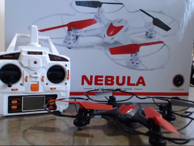 WONDERTECH NEBULA GYRO DRONE