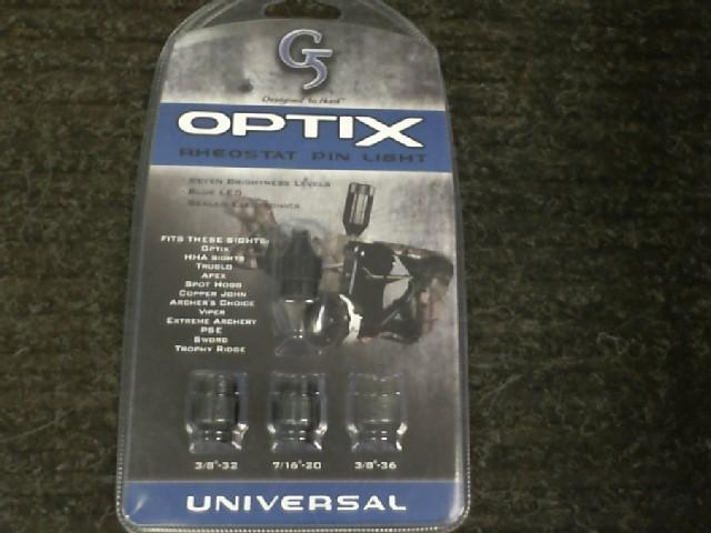 OPTIX RHEOSTAT ARCHERY PIN LIGHT