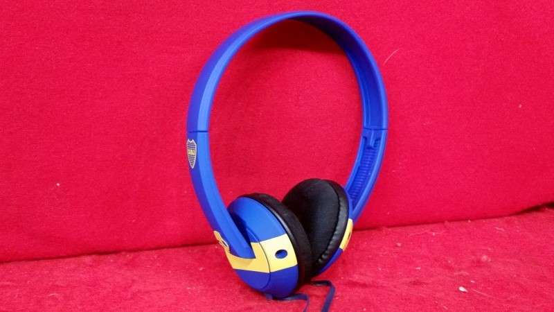 SkullCandy Ink'd Over the Head Headphones