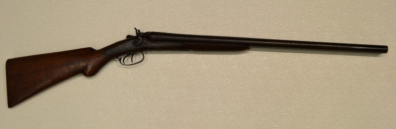 "24"" W RICHARDS Shotgun SIDE BY SIDE"