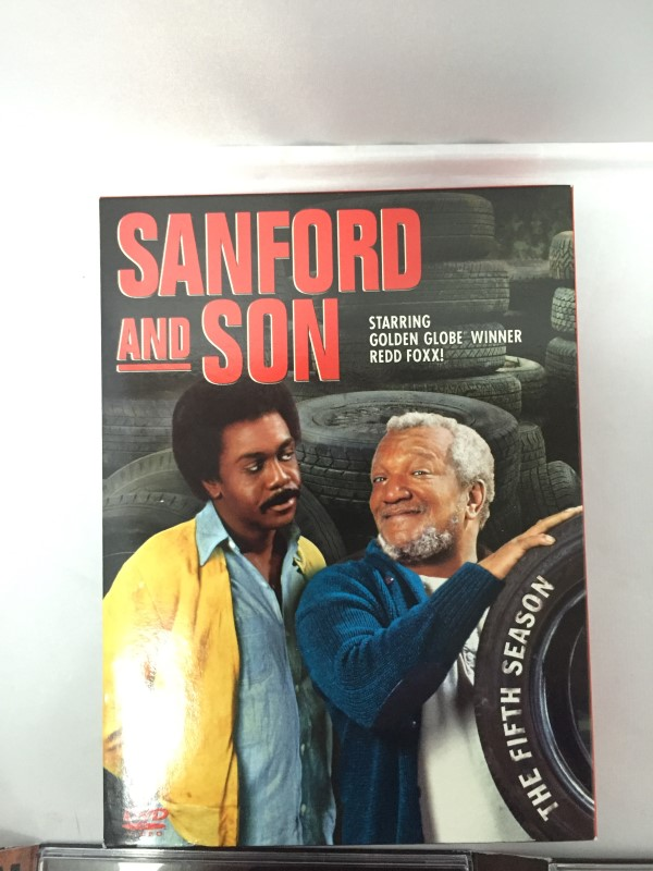 SANFORD AND SON-THE FIFTH SEASON (2004)