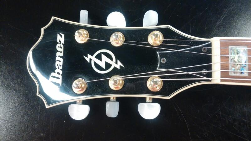 IBANEZ Electric Guitar AS93