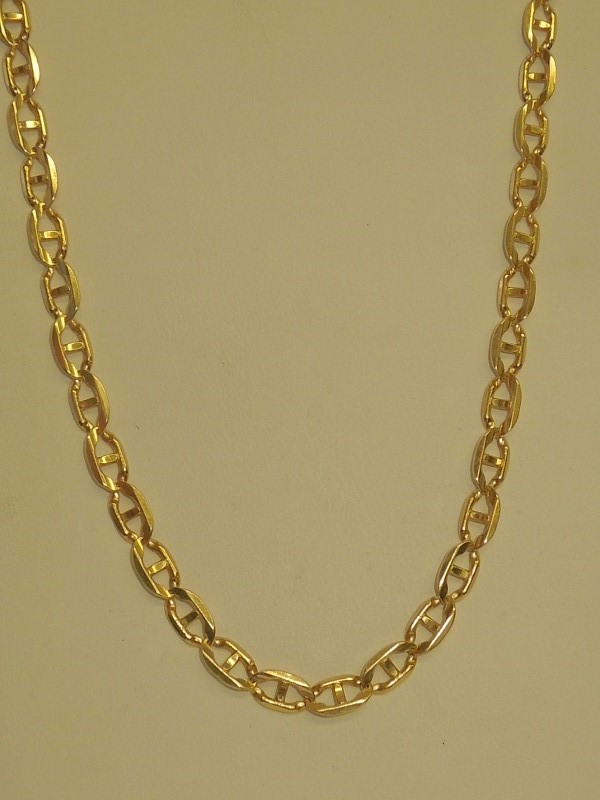 "24"" Gold Chain 14K Yellow Gold 17.5g"