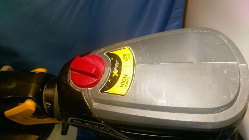 WAGNER FLEXIO 570 INDOOR/OUTDOOR PORTABLE SPRAY SYSTEM