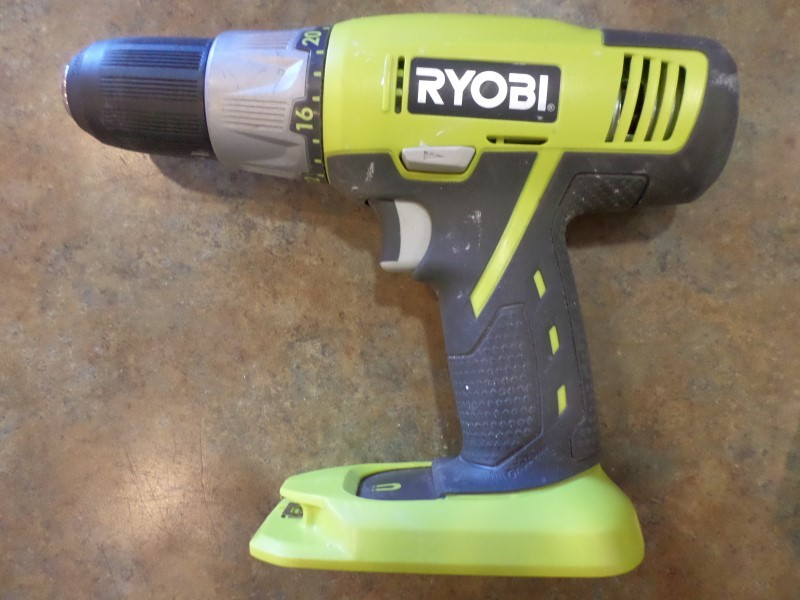 RYOBI Combination Tool Set P515/P271/P504G