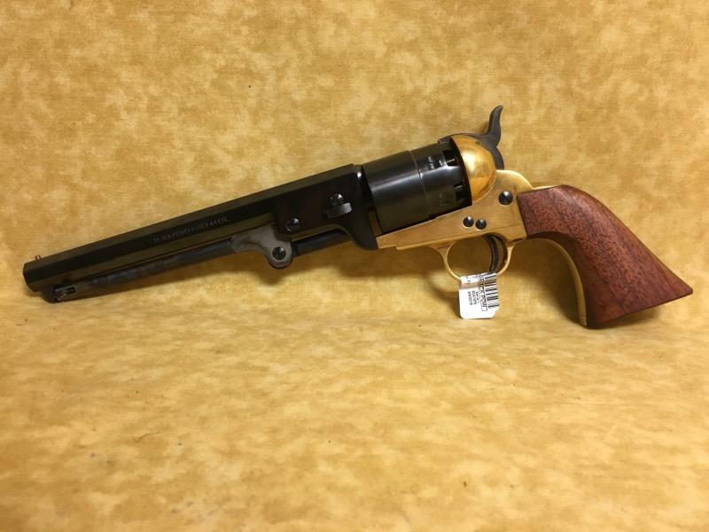 F.LLI PIETTA Air Gun/Pellet Gun/BB Gun 44 BLACK POWDER PISTOL