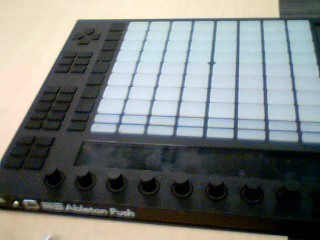 ABLETON Keyboards/MIDI Equipment PUSH