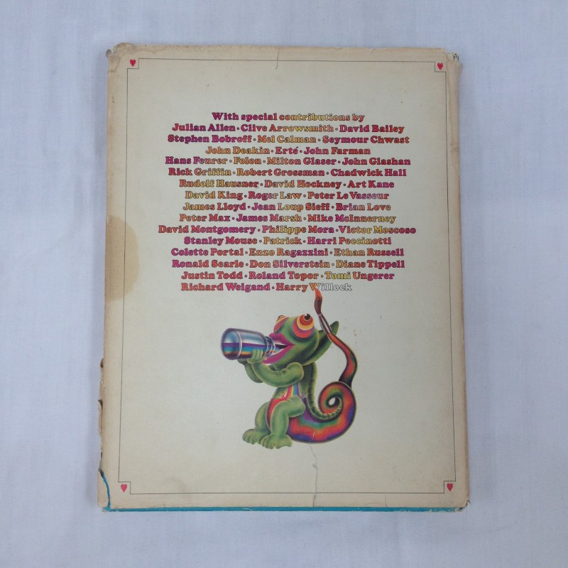 The BEATLES ILLUSTRATED LYRICS by Alan Aldridge
