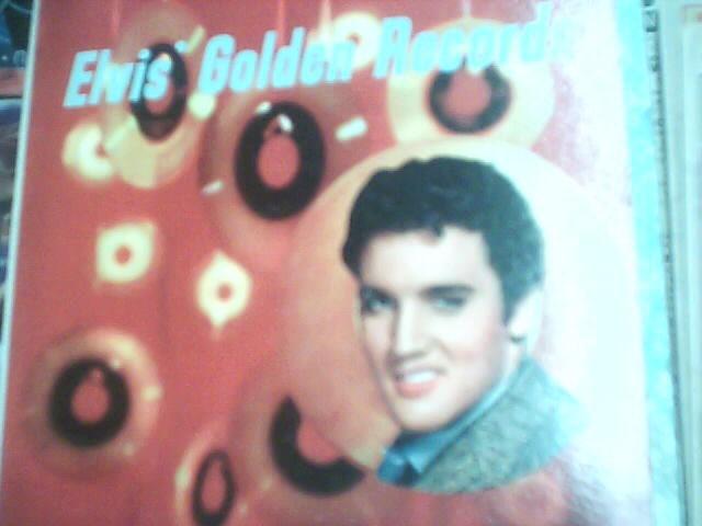 RCA Entertainment Memorabilia ELVIS GOLDEN RECORDS