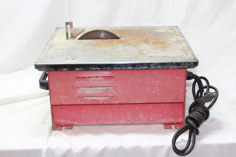 Tile Saw WET TILE SAW