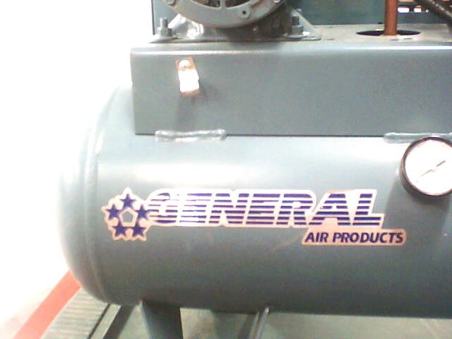 "GENERAL AIR ""One of a kind"" FIRE PROTECTION SPRINKLER PUMP"
